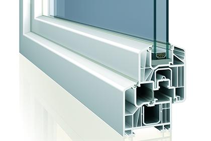 Presek Inoutic Prestige classic PVC profila sa dva stakla