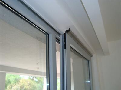 Vrata alumil sistema za zastakljivanje
