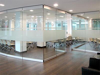 Pregradjivanje kancelarijskog prostora