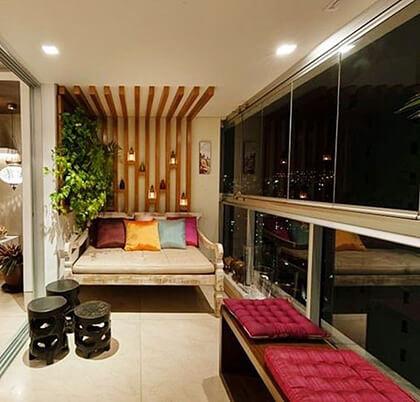 Ideja za sredjivanje terase